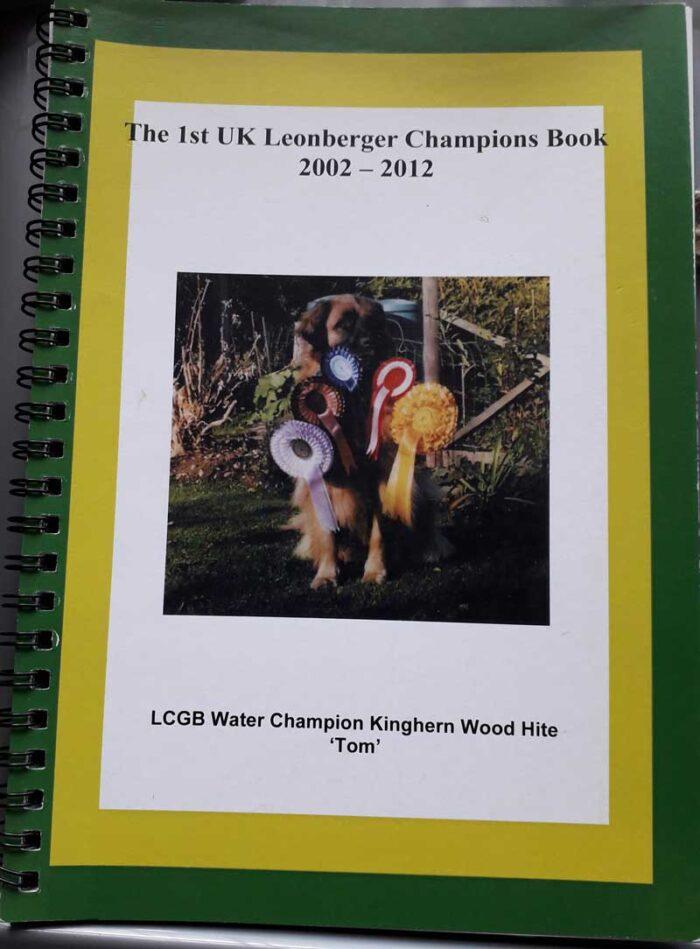Champions book