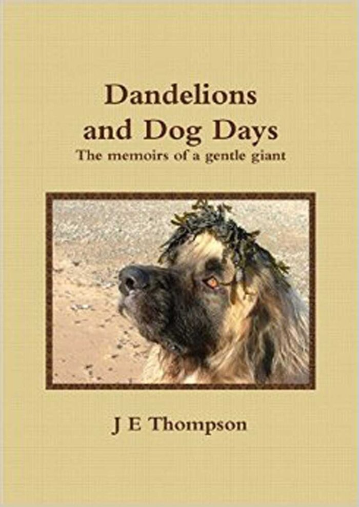 Dandelions and Dog Days - cover