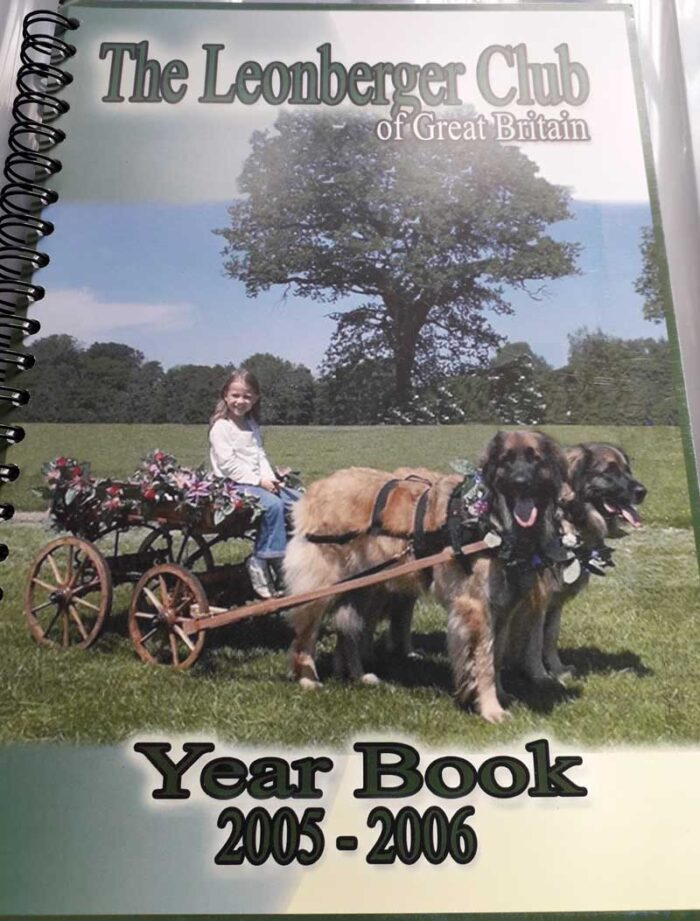 LCGB Yearbook 2005-2006