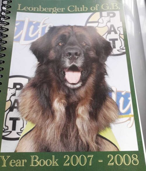 LCGB Yearbook 2007-2008