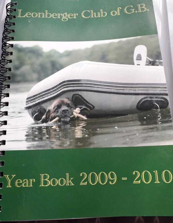 LCGB Yearbook 2009-2010