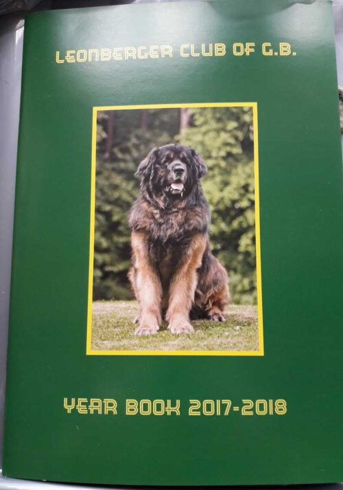 LCGB Yearbook 2017-2018
